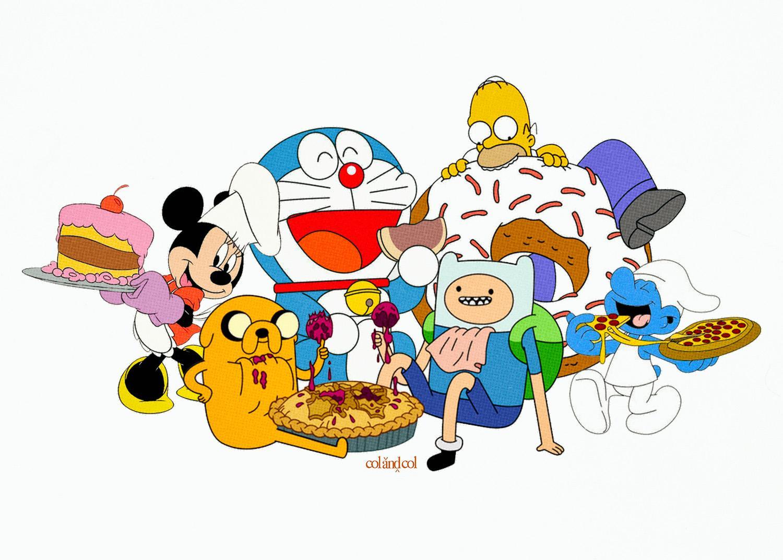 Un dorayaki de Doraemon tenía un olor y un sabor imaginado