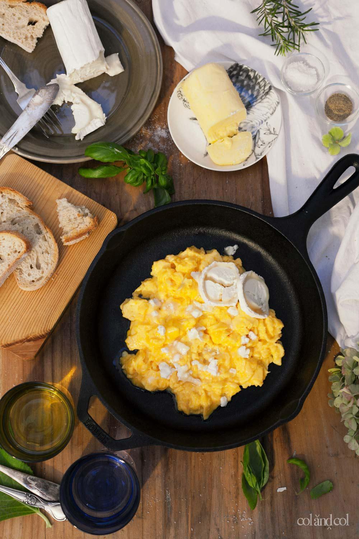 Huevos de la gruta italiana