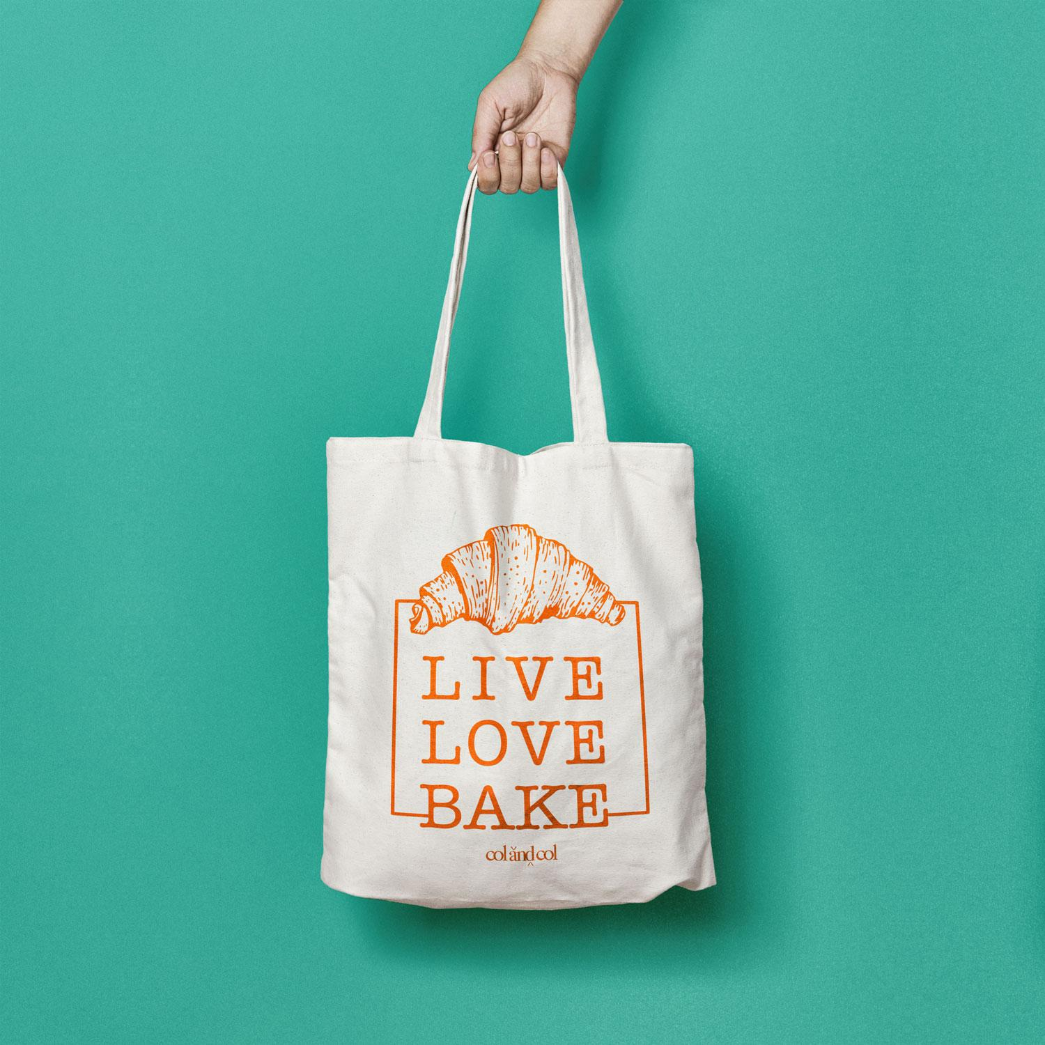 Tote bag - Love Libe Bake