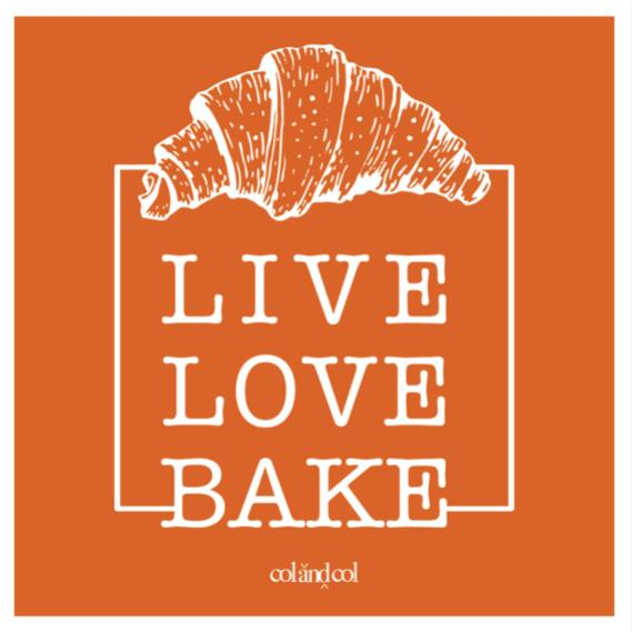 Iman - Love Live Bake